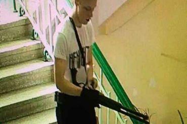 Массовое убийство вКерчи попало накамеры видеонаблюдения