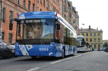 Троллейбус №9 изменит маршрут навыходные