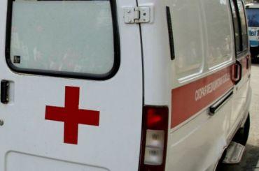 Под Тверью микроавтобус срабочими вылетел вкювет, пострадали 13 человек