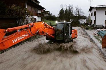 Власти Италии объявили наивысший уровень опасности из-за непогоды