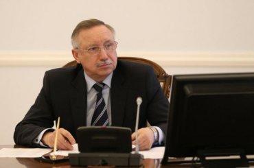 Врио губернатора раскритиковал коммунальщиков Петербурга