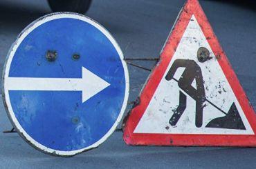 Закрыли полосу наКАД между развязками сЗСД иПриморским шоссе