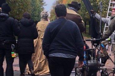 HBO вПетербурге снимает сериал сХелен Миррен