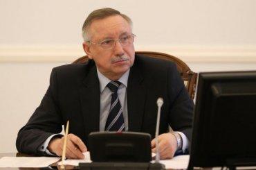 Беглов недоволен тем, как расходуется бюджет Петербурга