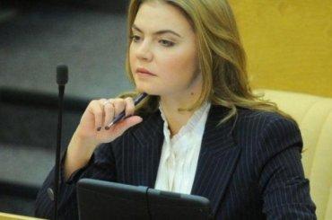 Алина Кабаева защищает вПетербурге кандидатскую диссертацию