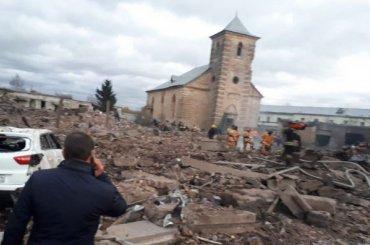 Число погибших при взрыве назаводе «Авангард» увеличилось дочетырех