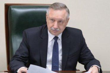 Беглов отказал «Единой России» из-за нехватки бюджетных денег