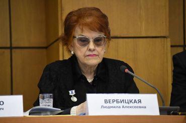 Вербицкая получит 2,5 млн рублей отПутина
