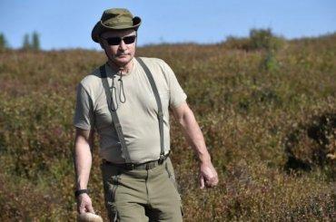 Рейтинг Путина упал доуровня 2013 года