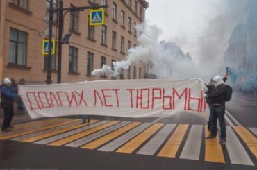 Задержанных заакцию кдню рождения Путина арестовали