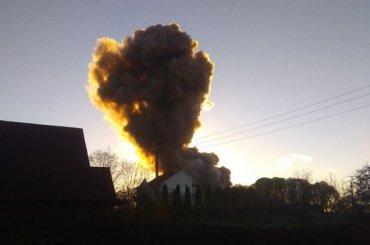 Два человека погибли из-за взрыва вГатчине