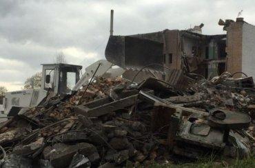 Три иностранца погибли при взрыве напиротехническом заводе под Гатчиной
