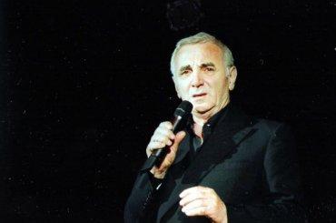 Скончался Шарль Азнавур