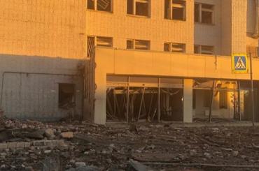 Частные дома остались без света из-за взрыва вГатчине