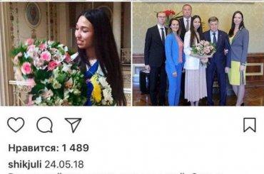 Стала известна должность фаворитки Вячеслава Макарова