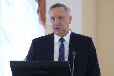 Беглов нарушил Устав Петербурга, отказавшись встретиться сВишневским