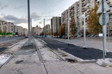 Беглов попросил ускорить строительство трамвайной линии для «Чижика»