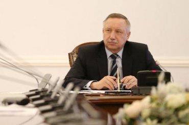 Беглов назвал свои первоочередные законодательные инициативы