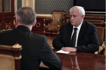 Полтавченко назвал митинги оппозиции клоунадой