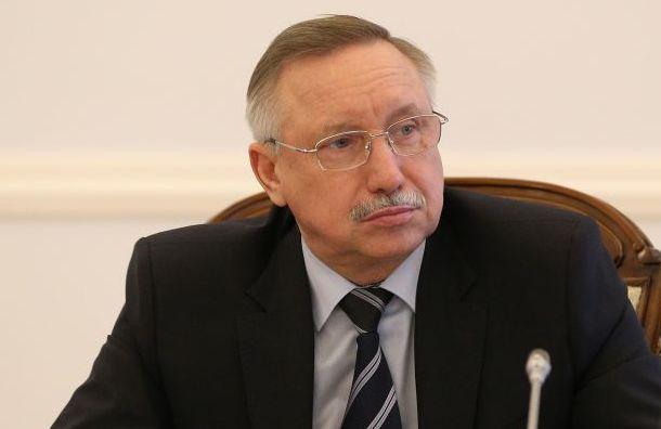 Беглов хочет видеть вСмольном депутатов Госдумы