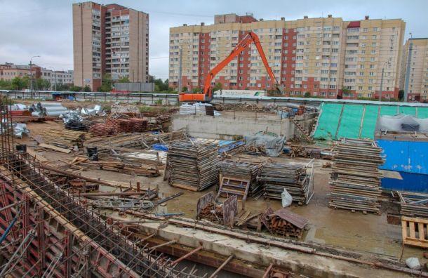 Деньги настанции Фрунзенского радиуса «Метрострой» получит в2019 году