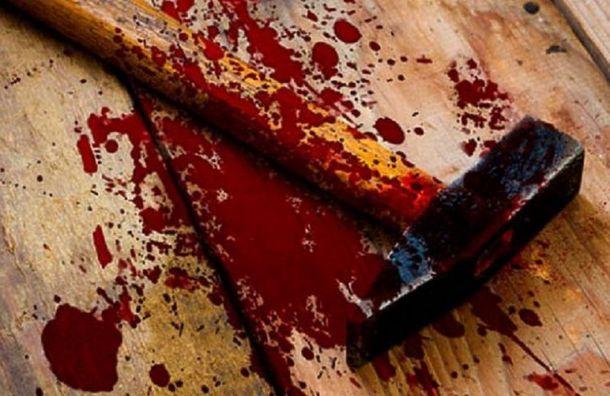 Убийство молотком может обойтись петербуржцу в15 лет