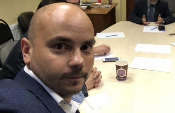 Андрея Пивоварова отпустили изполиции после досмотра