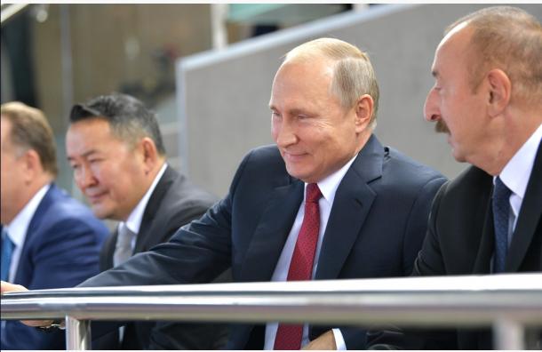 Рейтинг Путина рухнул на20%
