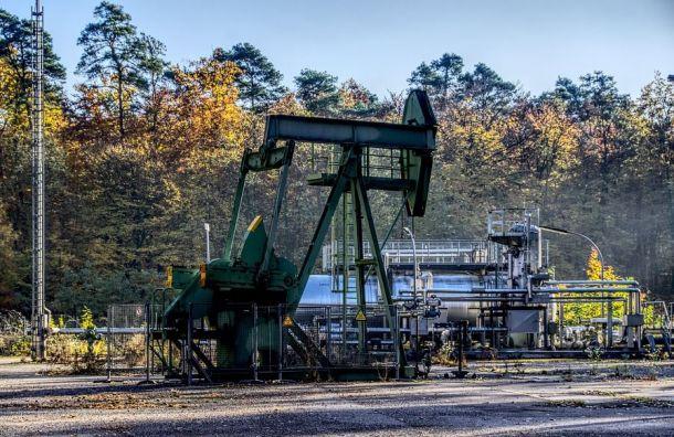 Произошло рекордное падение цен нанефть