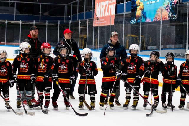 Федерация хоккея Санкт-Петербурга  3