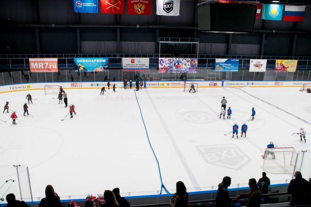 Федерация хоккея Санкт-Петербурга  1