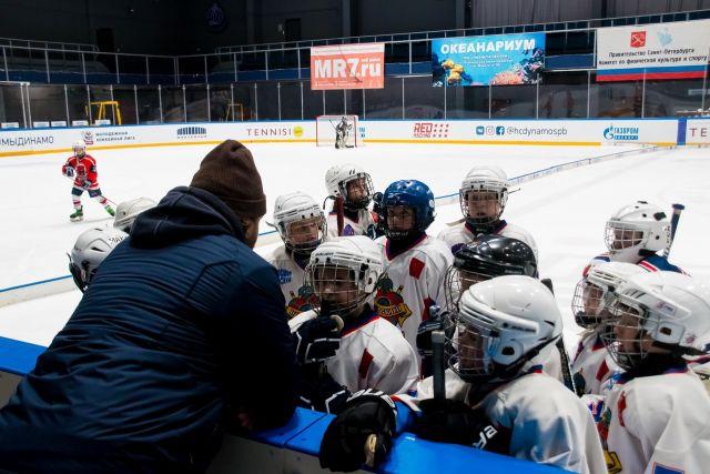Федерация хоккея Санкт-Петербурга  2