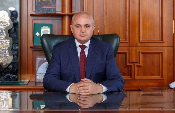 Глава Кузбасса отчитал лидера областного отделения КПРФ заводолазку