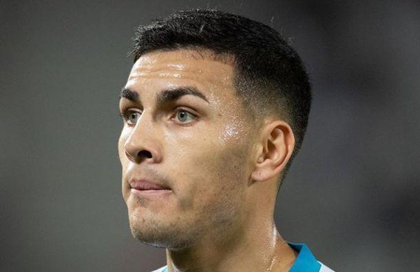 СМИ: полузащитник «Зенита» Паредес согласился перейти в«Милан»