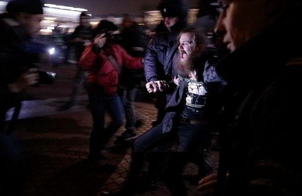 Кому можно протестовать вПетербурге