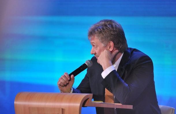 Песков: втрое гражданство Брилёванеповод для обвинений