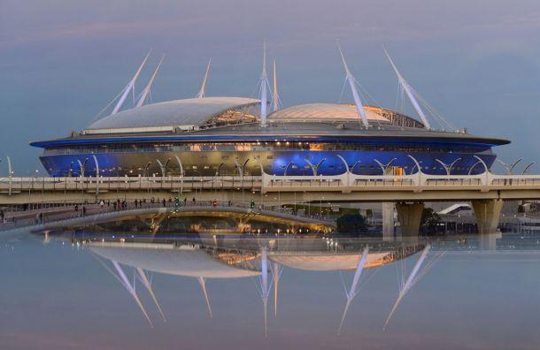 Стадион «Санкт-Петербург» поборется запроведение финала еврокубка