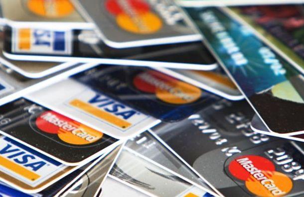 Петербуржцы используют 13,8 млн платежных карт