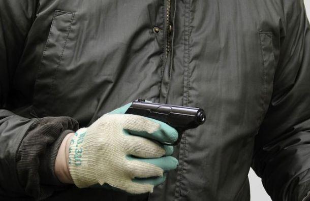 Полиция задержала вПетербурге вооруженную банду налетчиков