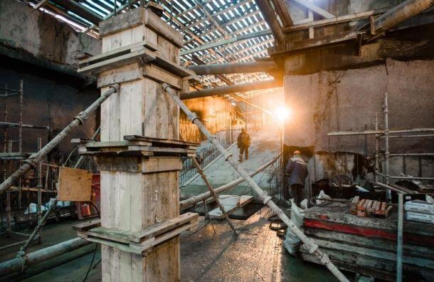 Смольный назвал условие открытия станций Фрунзенского радиуса