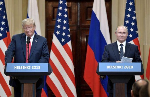 Встреча Путина иТрампа вАргентине запланирована на1декабря