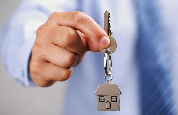 Смольный объявил аукционы назакупку квартир для сирот