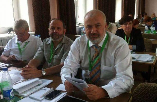 Амосов и47 его сторонников покинули партию «Яблоко»