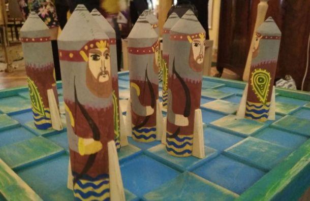 «Сказку оцаре Салтане» можно потрогать вПушкинском Доме