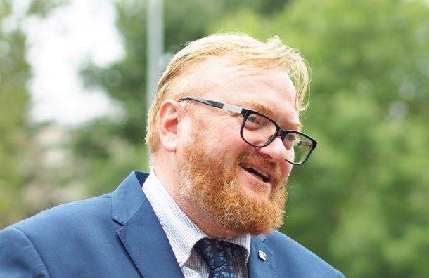 Милонов сменил комитет вГосдуме ради борьбы сдеструктивными культами