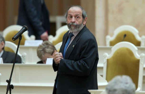 Депутат: Беглов боится идти навыборы от«Единой России»