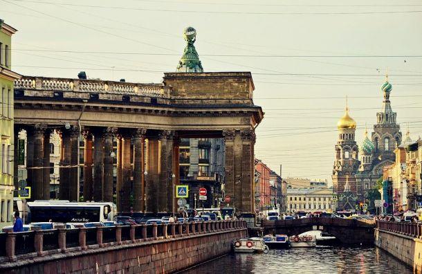 Петербург возглавил список направлений для отдыха впервые дни зимы