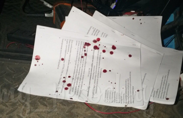 Требующего пересмотреть бюджетМО активиста избили арматурой