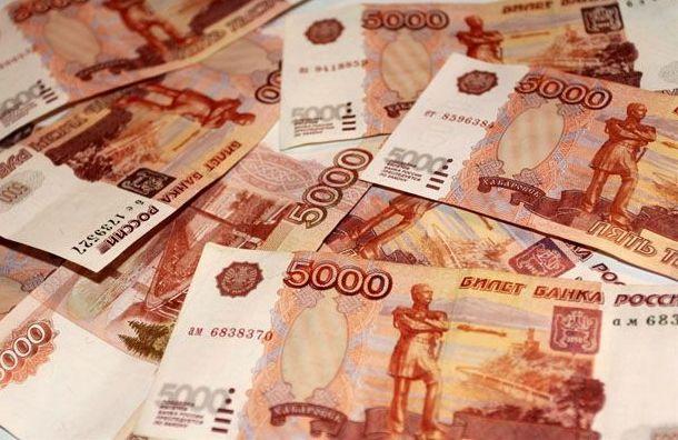 Половина кредитов Северо-Запада приходится наПетербург