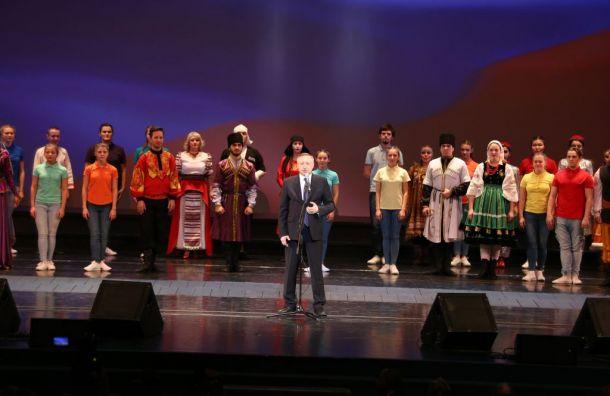 «Единая Россия» поддержит Беглова навыборах вПетербурге